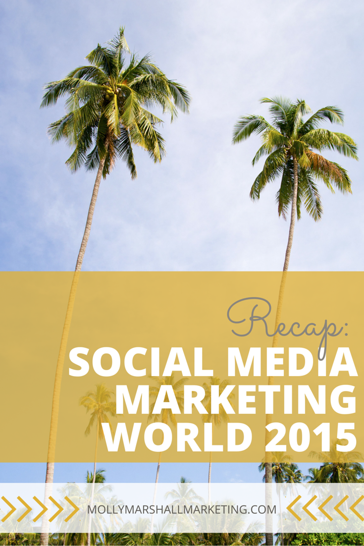 Social Media Marketing World is an incredible experience full of networking opportunities, lessons learned, and amazing friends! Click to read my recap of SMMW15 and find out why you should attend in 2017.
