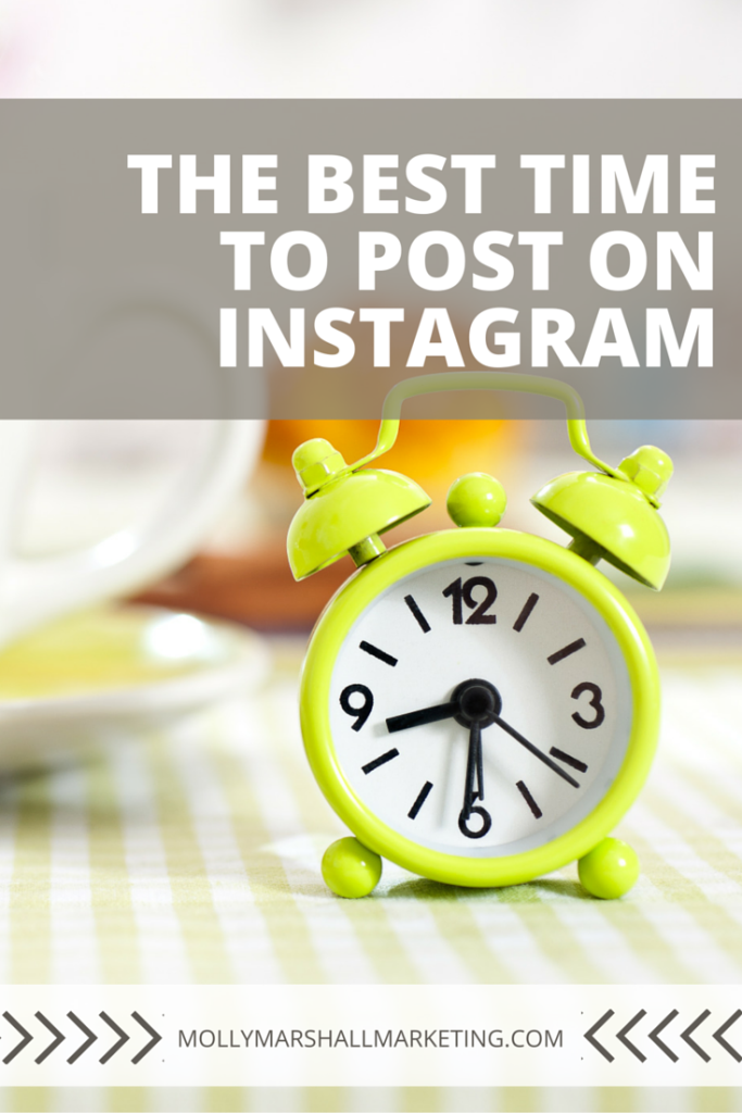 When is the best time to post on Instagram? There is no end-all, be-all answer to this question because it's different for everyone! Consider these 5 tips before choosing your perfect time to post on Instagram. Click to read or pin for later.