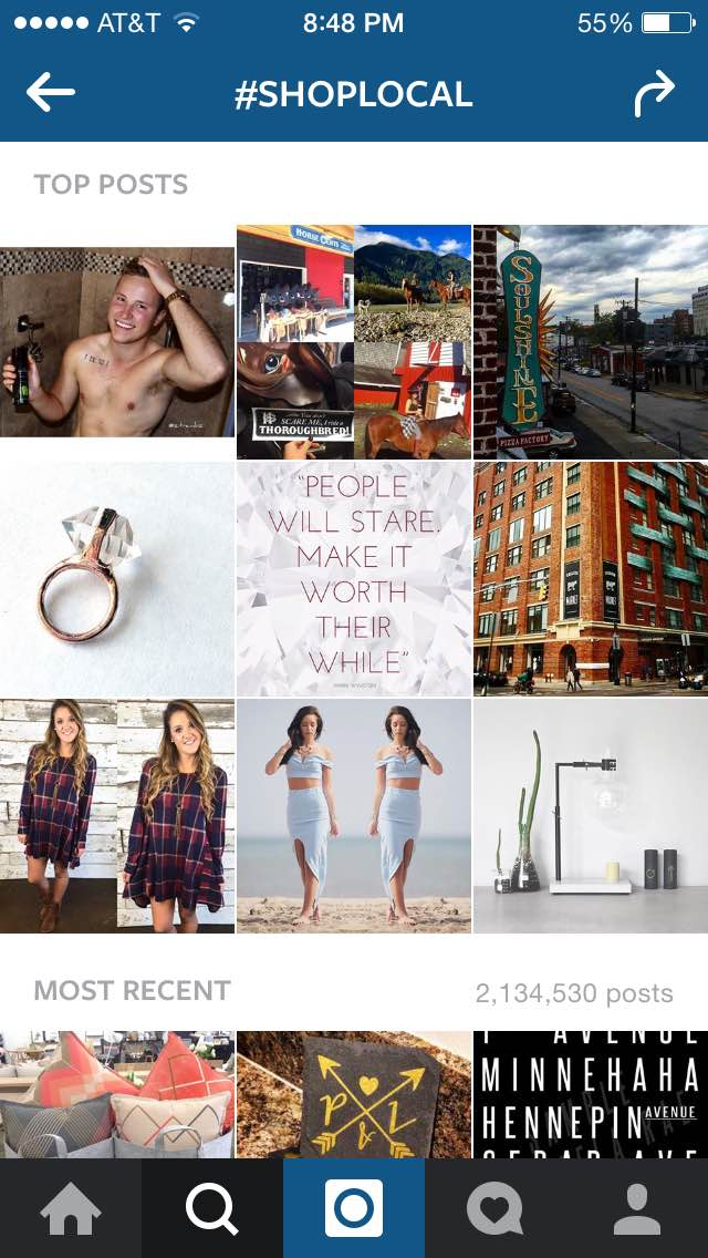 8 ways people find you on instagram molly marshall