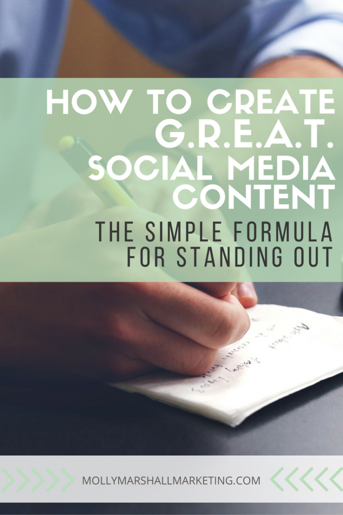 Click here to get your checklist for standing out online, or pin for later!