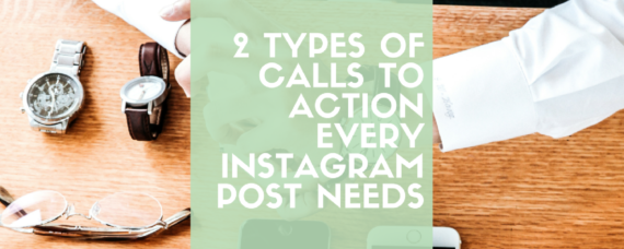 2 essential instagram calls to action