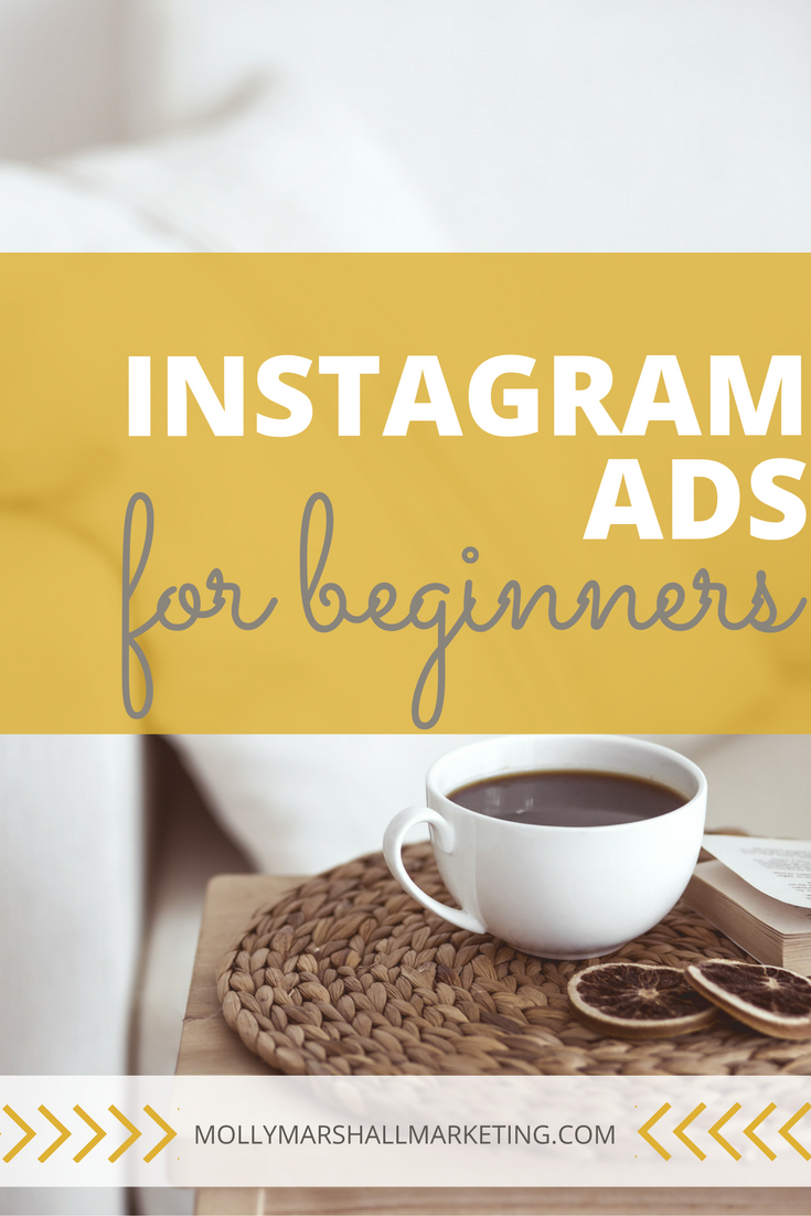 There are lots of people that ARE getting great results from Facebook/Instagram advertising, and they aren't smarter or more capable, or more anything than you. Let me walk you through Instagram (and Facebook) advertising basics to get you started.
