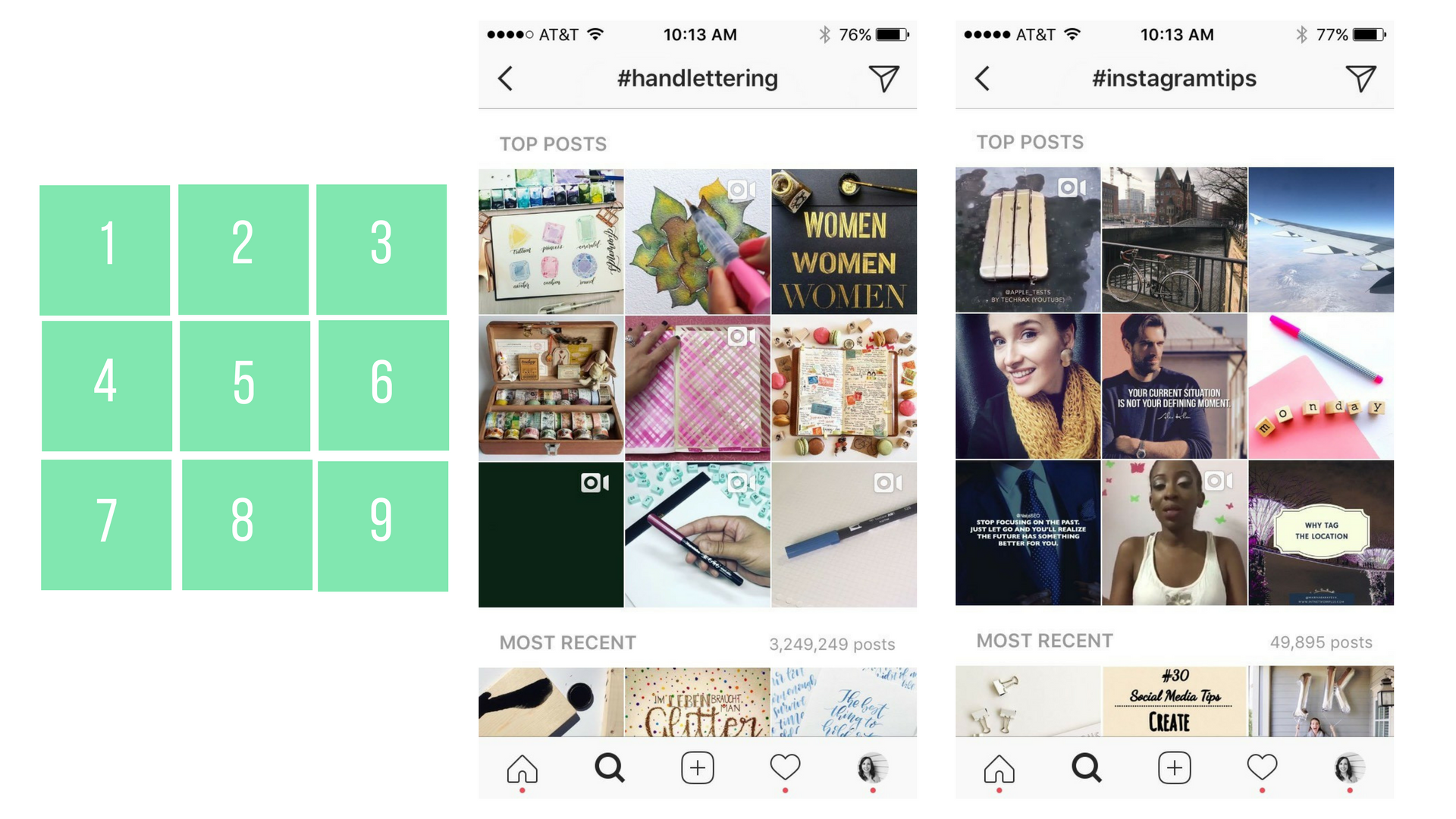 how to make business instagram posts