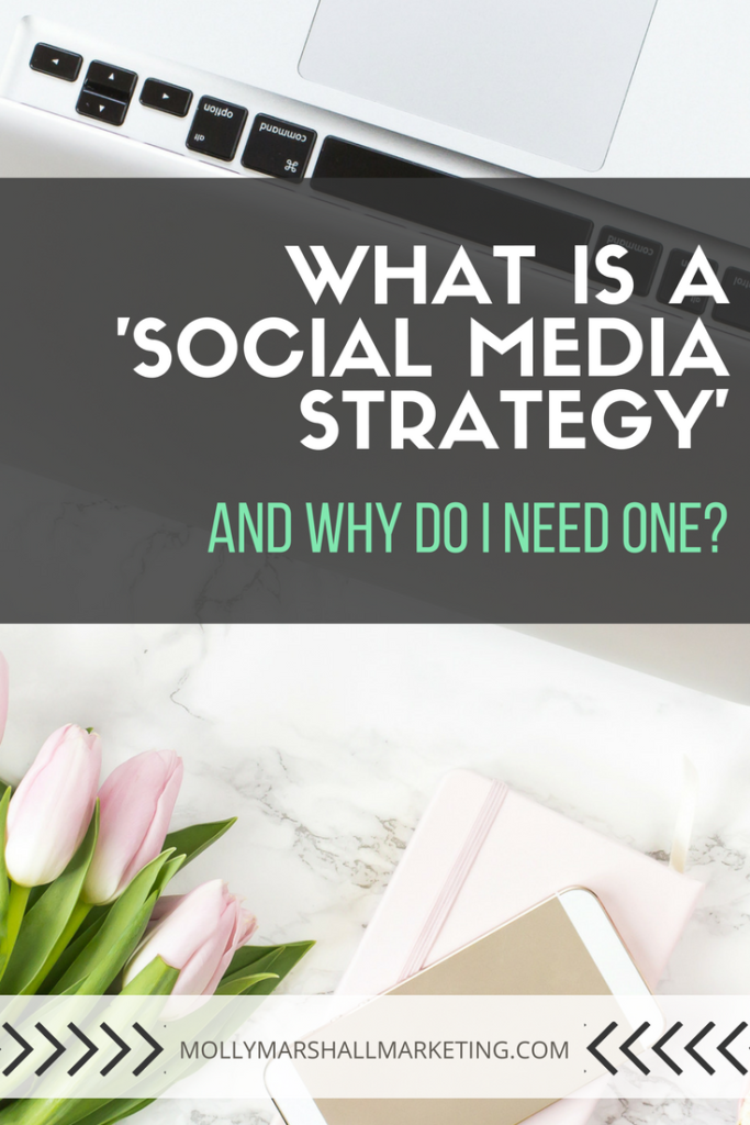 Do you need a social media strategy? (Yes). Read now or pin for later.