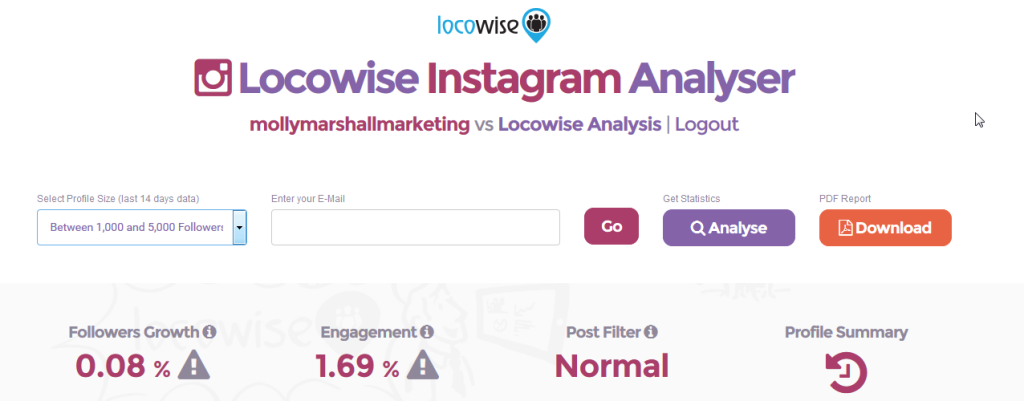 Locowise-dashboard