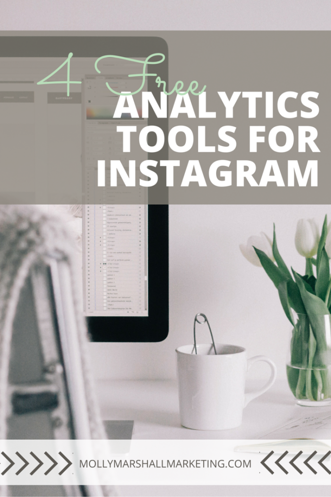 Even though Instagram is offering analytics for business accounts, there are other stats you may want to keep track of. These four, free analytics tools for Instagram can help. Click to read or pin for later.