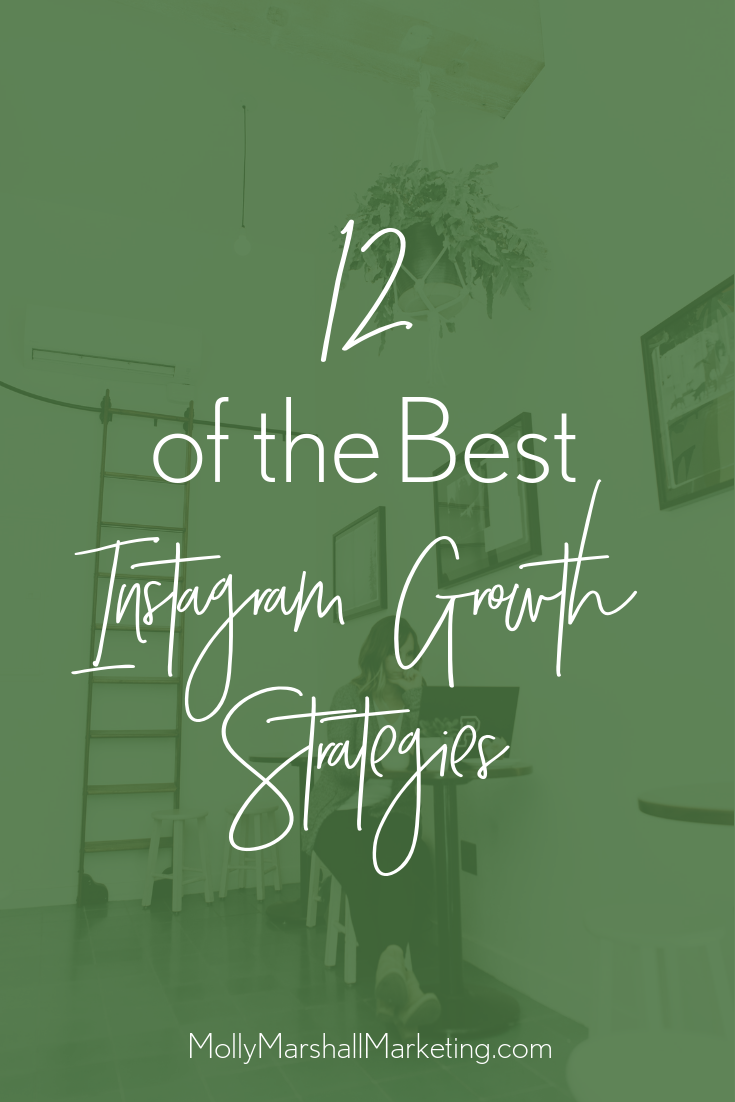 12 of the best Instagram growth strategies for 2019 and beyond!