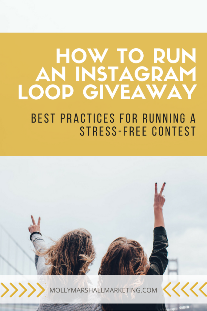 Best practices for running a stress-free contest. Read now or pin for later!