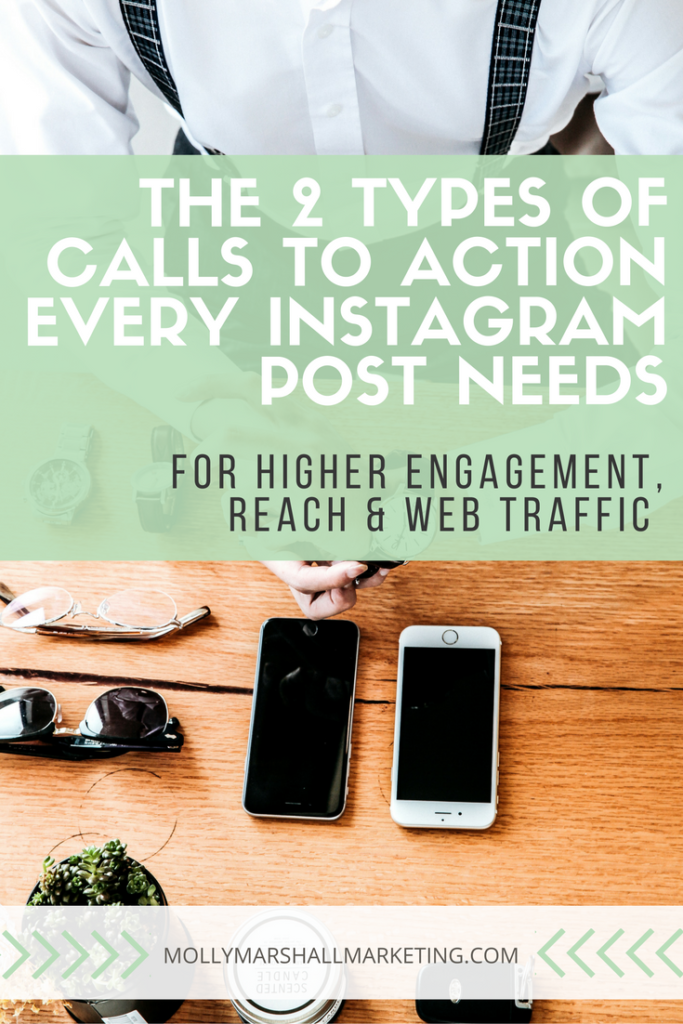 Read now or pin for later! Essential CTAs on Instagram for engagement, reach and web traffic.