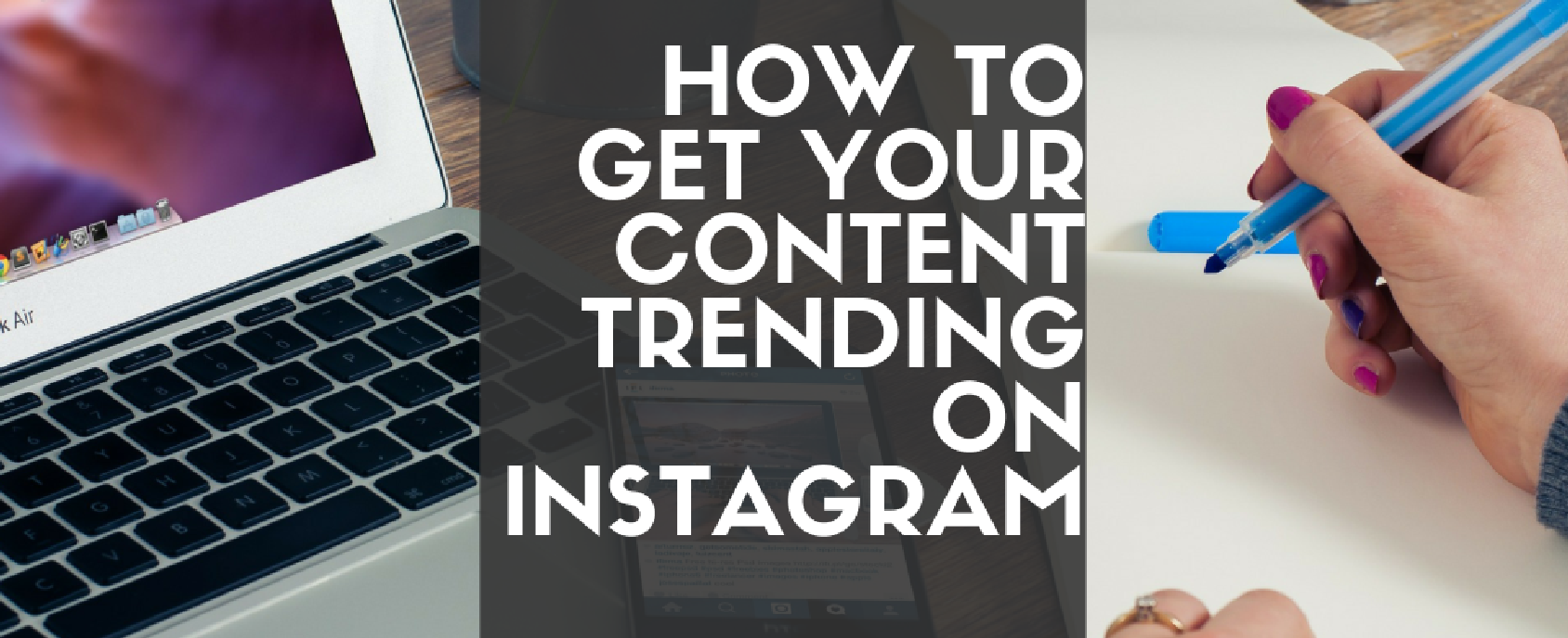 How To Get Your Post In The Instagram Top Posts Area Molly Marshall Marketing