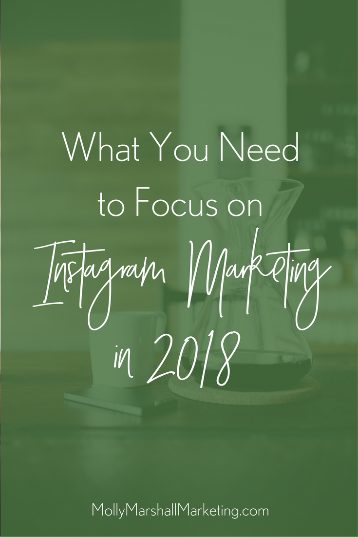 Your ultimate guide to Instagram Marketing in 2018.