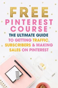 pin your lead magnet to pinterest