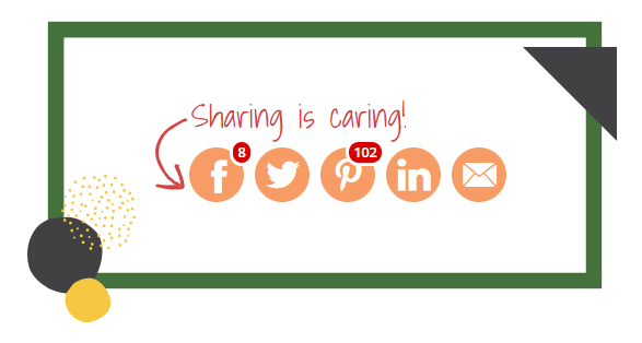 social sharing icons for driving website traffic d